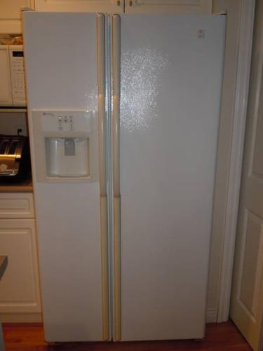 Maytag Side by Side with Water and Ice