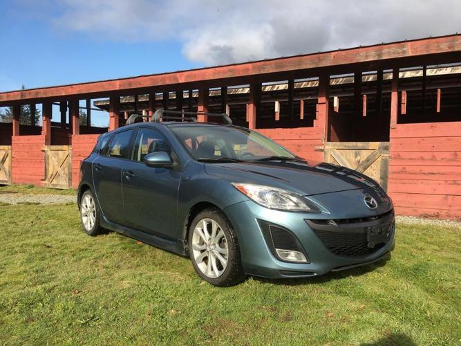 Mazda 3 GT 2011 Hatchback