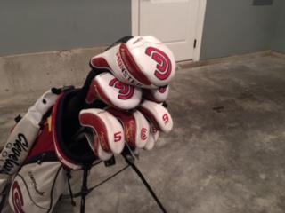 Men's Cleveland Golf Clubs (Right Handed) Complete Set