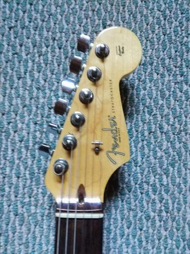 MIM Fender Cabronita Telecaster with USA Strat neck