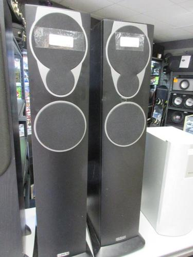 MISSION MX-3 TOWER SPEAKERS **MONEYMAXX**