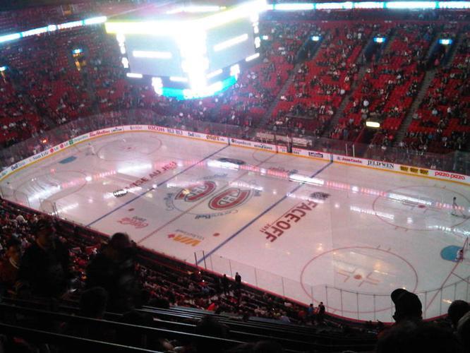 Montreal Canadiens vs Boston Bruins November 21