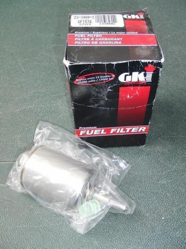 New In-Line Fuel Filter