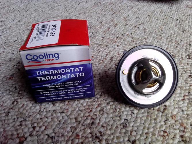 New Thermostat 04 Dodge Dakota