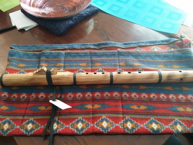 New Woodsounds Native American Flute