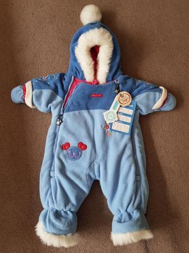 Newborn Snow Suit