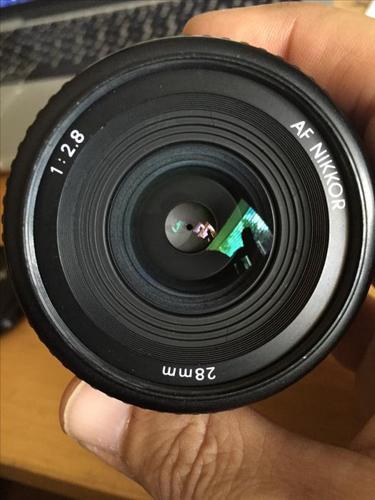 Nikon 28mm 2.8 AF Nikkor Wide Angle Lens