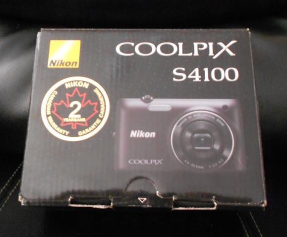 Nikon S4100 Digital Camera
