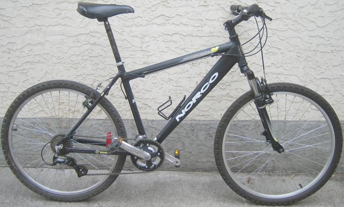 Norco - Mountaineer with 26 inch tires
