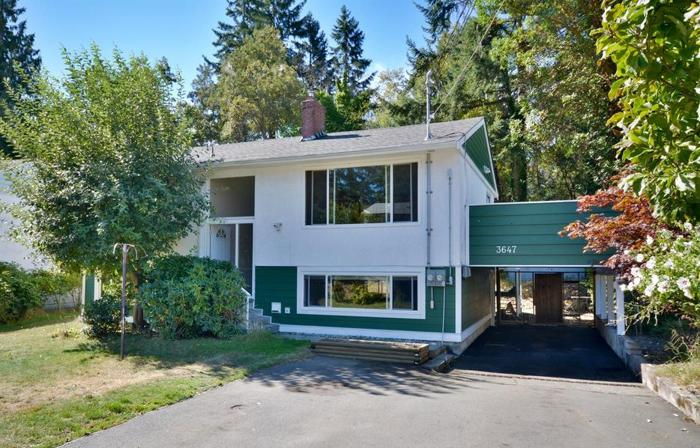 North Nanaimo home with legal suite