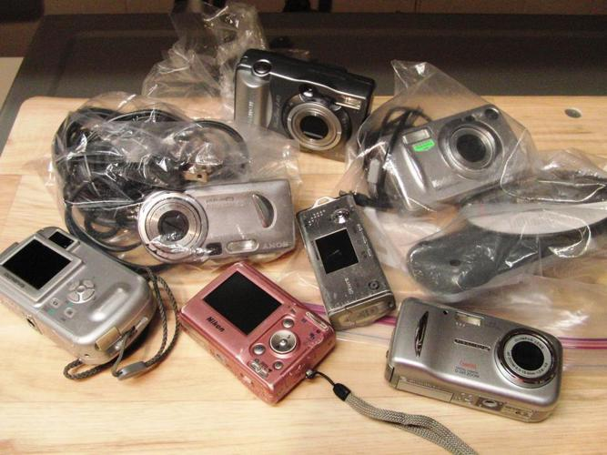Older Digital Cameras