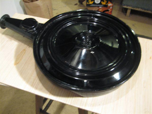 Original GM Air Cleaner (1968-1972)