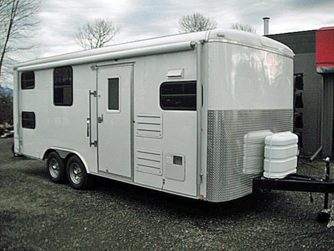 Outdoor Sport Trailer / Toy haulers