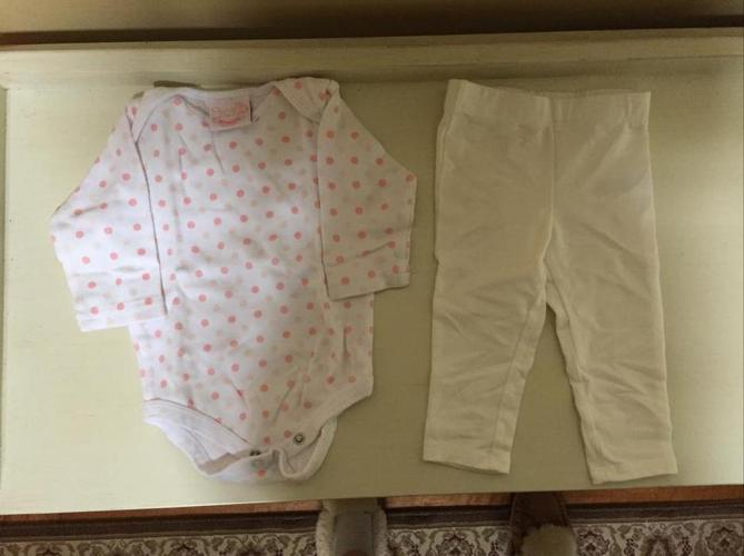 OUTFIT 3-6 MONTHS