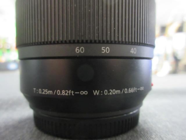 Panasonic 12-60mm lens  **Money Maxx**