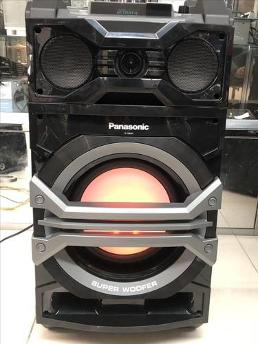 Panasonic Portable 3-Way Sound System SC-CMAX 1000W, USB/Bluetooth Music Play