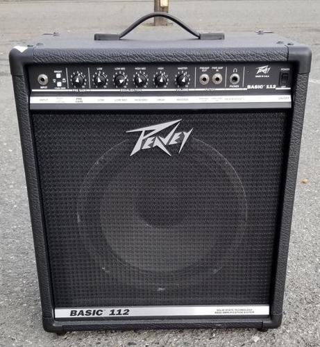 Peavey Basic 112 Bass Amplifier