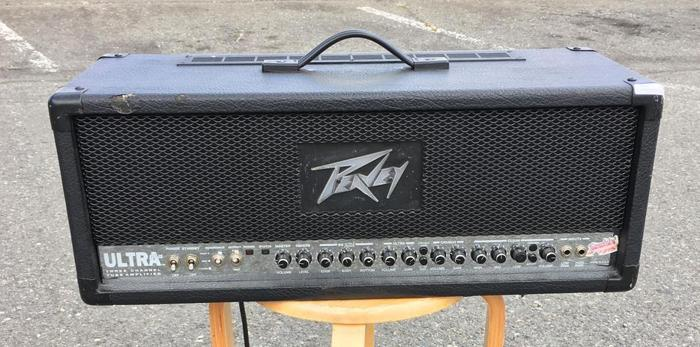 Peavey Ultra Plus 120 Guitar Amp