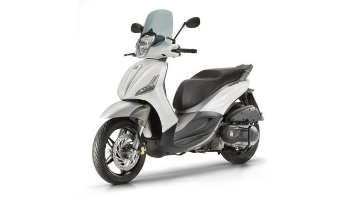 PIAGGIO*** BV 350 ABS gas Scooter** Lightweight