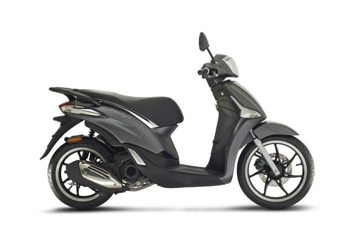 PIAGGIO*** Liberty Sport 49cc gas Scooter**