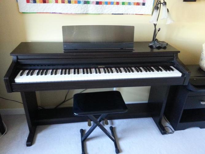 PIANO,   Electric Keyboard