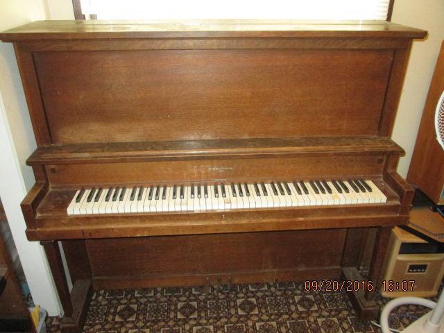 Piano - Sherlock & Manning