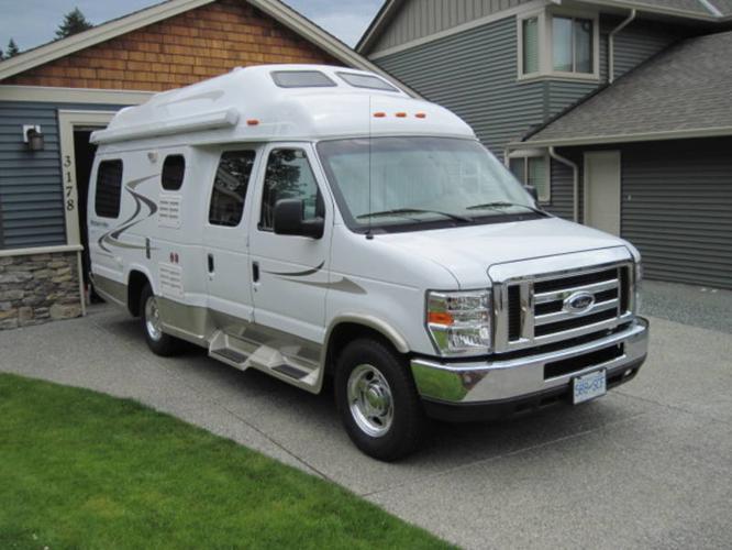 Pleasure Way Camper Van For Sale In Nanaimo British