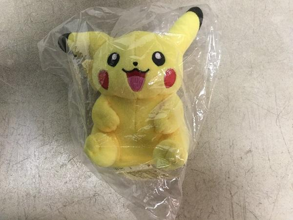 "Pokemon Pikachu 6"" Plush Stuffed Toy"