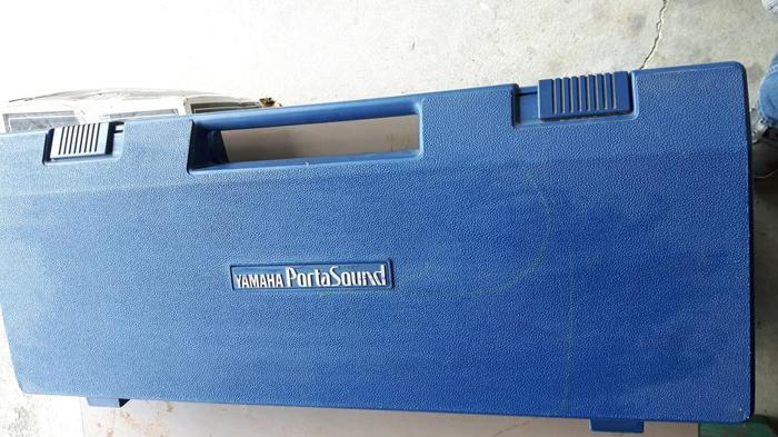 Portable Keyboard with carrying case