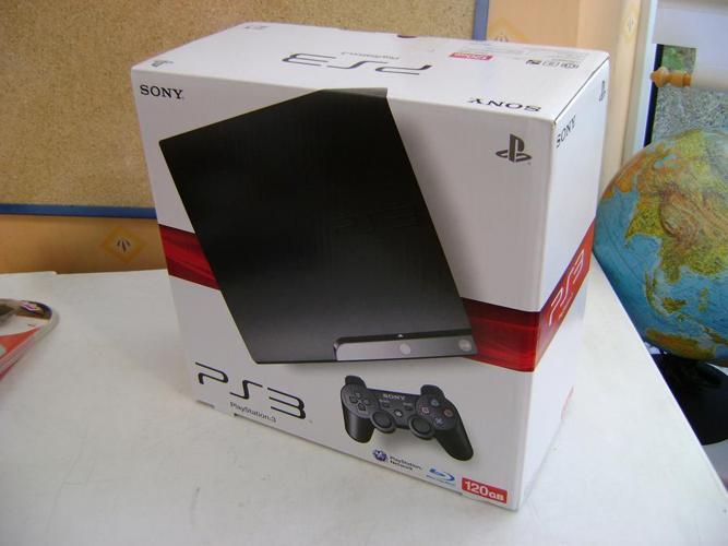 PS3 Slim Bundle - $220