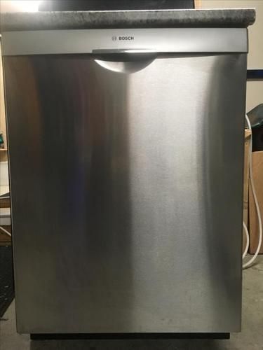 REDUCED !!!!  BOSCH STAINLESS  DISHWASHER