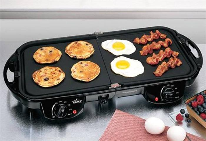 Rival Fold N Store Electric Griddle For Sale In North