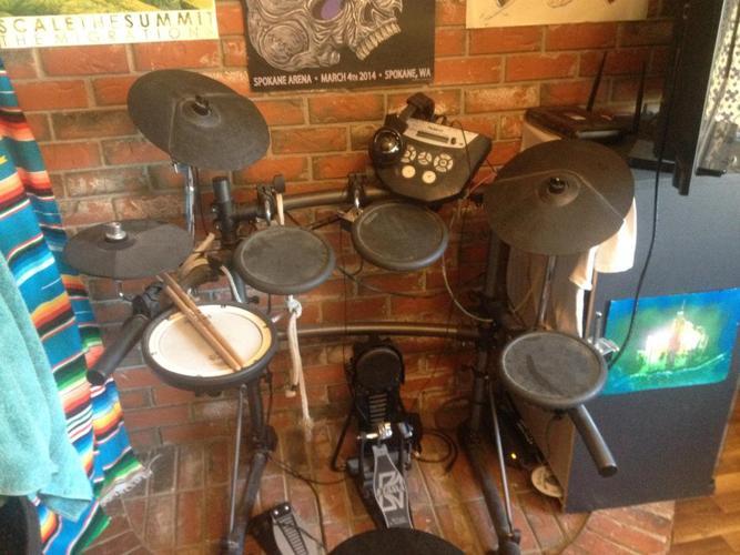 Roland TD-6V Electric Drumset