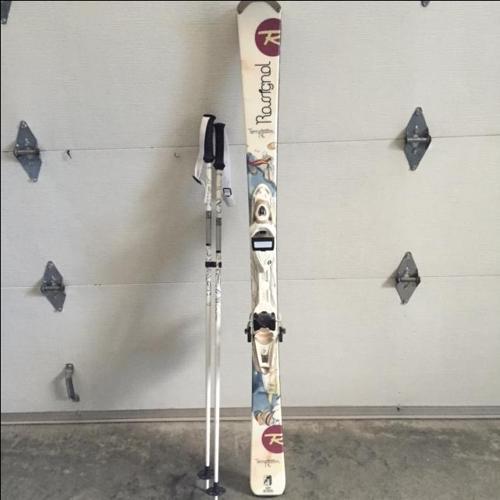 Rossignol Women's Skis, Bindings, and Poles