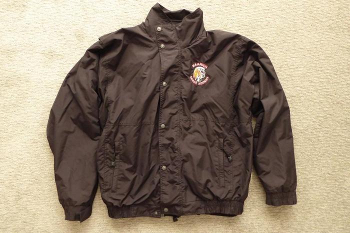 Saanich Braves Hockey Logo 3-in-1 Jacket (Men?s Size Large)
