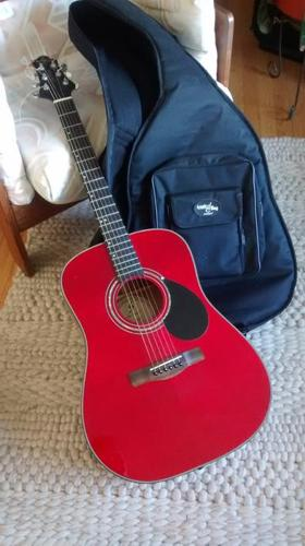 Samick Guitar and case