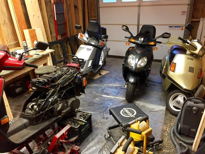 SCOOTER CLEARANCE SALE