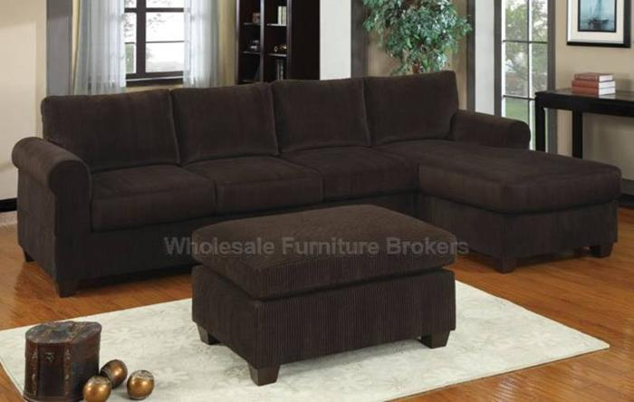 ..*SECTIONAL* (corduroy fabric, brand NEW, can deliver!)