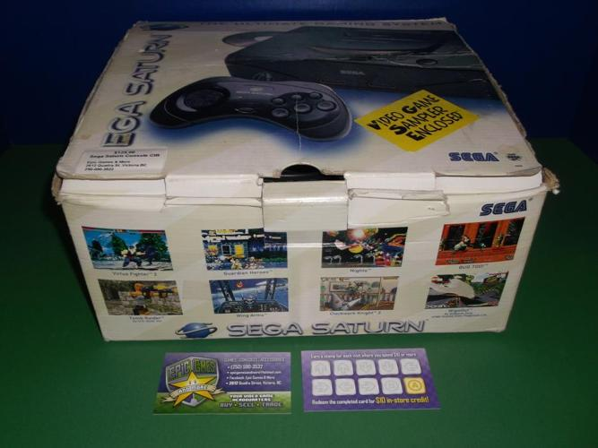 Sega Saturn CIB