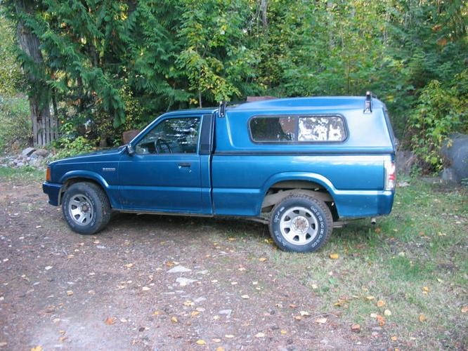 Shell For B2200 Mazda Pickup For Sale In Salmon Arm