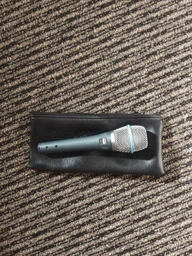 Shure Beta87a Condensor Vocal Microphone