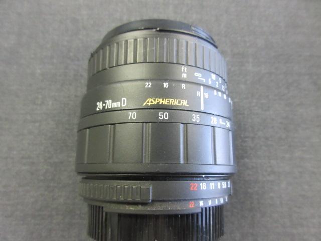 Sigma 24-70mm Zoom lens  **MoneyMaxx**