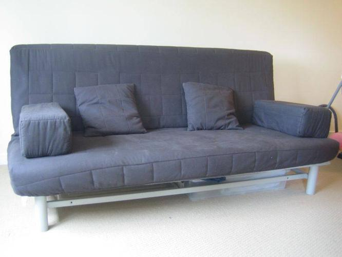 sofa bed ikea beddinge l v s 4 cushions for sale in