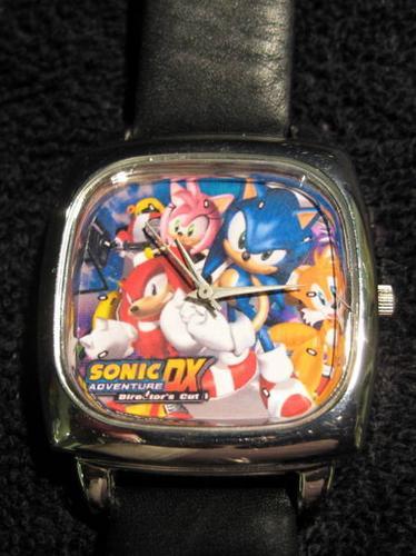 Sonic Adventure DX wristwatch