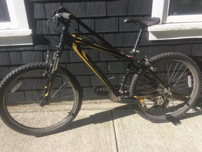 Specialized HardRock Mountain Bike - 17inch frame