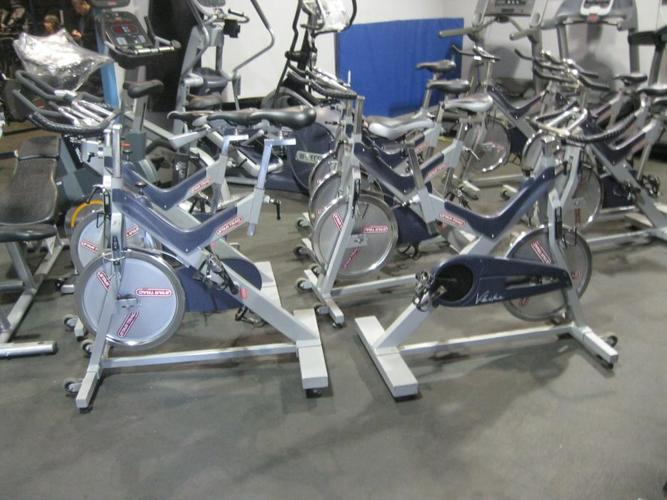 Spin-Stationary-Bike Elliptical Treadmill Strength Cardio WAREHOUSE LIQUIDATION
