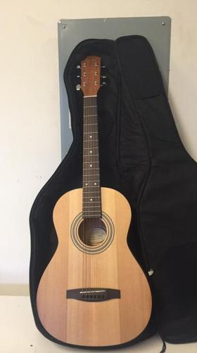 Squier by Fender 3/4 size acoustic guitar