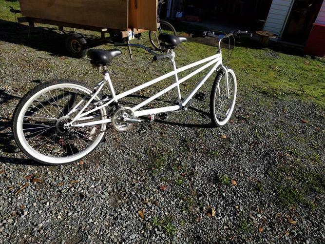 Starter Tandem Bike