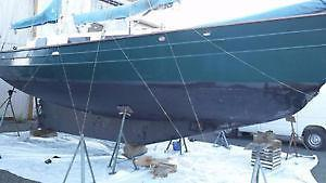 Steel Sailboat for sale