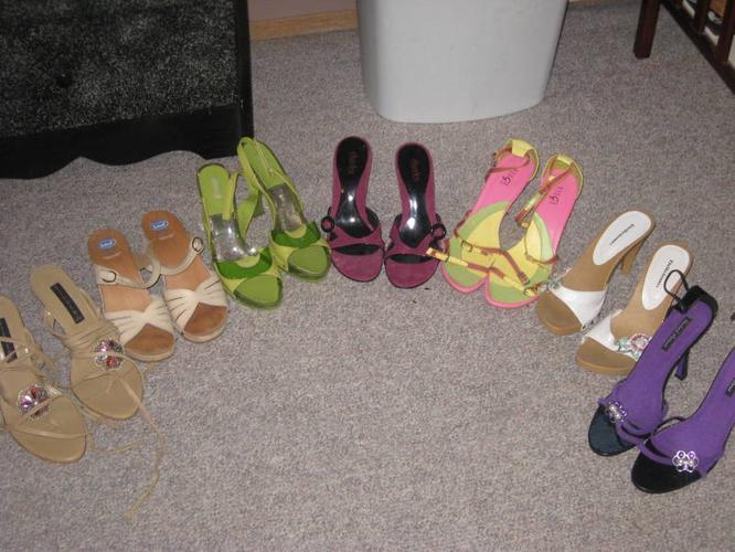 Stiletto/High Heel Collection